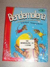 4-pack set: BENDEMOLENA Scholastic VoiceWorks 2008 NEW