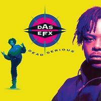Das EFX - Dead Serious [New Vinyl LP] Holland - Import