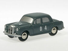 """Schuco Piccolo Mercedes 180 Ponton """"Mille Miglia # 4"""" # 50165001"""
