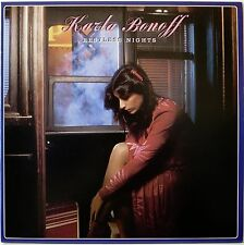 KARLA BONOFF / RESTLESS NIGHT / ROCK / CBS SONY JAPAN