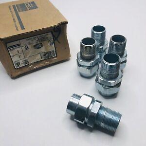 O-Z Gedney UNY-100S Hazardous Location Conduit Unions - 5 Pack (C)