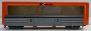 Rivarossi 2707/0 HO NYC Smooth Side Baggage Car EX/Box