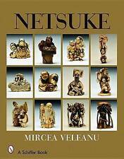 NEW Netsuke by Mircea Veleanu
