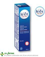 Crema depilatoria cuerpo hombres Veet (200 ml)