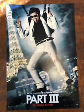 Ken Jeong Signed 12x18 Movie Poster Photo Proof Coa The Hangover Mr Chow