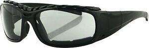Gunner Convertible Photochromic Sunglasses Zan Headgear  BGUN001