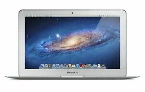 "Apple MacBook Air Laptop Core i5 1.4GHz 4GB RAM 128GB SSD 11"" MD711LL/B (2014)"