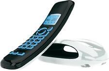 AEG SOLO 15 schnurlosses DECT Telefon mit AB schwarz-weiss