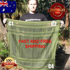 100% Cotton Shemagh Head Scarf - Army Wrap Desert Kaffiyeh Arab Military Scarf