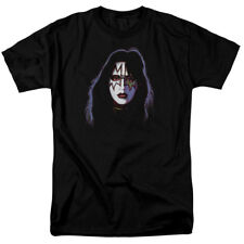 Kiss Ace Frehley 1978 Solo Album Cover Officially Licensed Adult T-Shirt