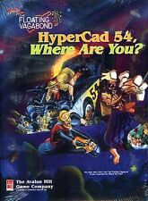 FLOATING VAGABOND HYPERCAD 54, WHERE ARE YOU? SEALED Module Adventure Shrink
