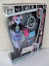 abbey bominable monster high doll figlia daughter yeti mh 2012 NRFB Y8494 X4614