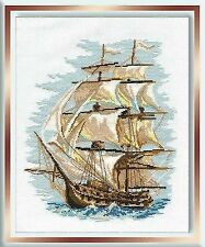Counted Cross Stitch Kit RIOLIS - SHIP