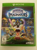 Skylanders Imaginators: Game Only (Microsoft Xbox One) No Portal, No Figures