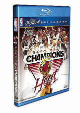 NBA Miami Heat 2012 Champions Blu-ray
