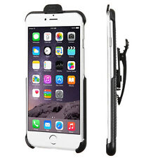 Apple iPhone 7 Plus 6s Plus Holster Slim Snap On Hard Case Rotating Belt Clip