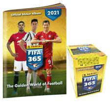 "Panini Fifa 365 Sticker ""2021"" -  1x Sammelalbum +1 Display je 50 Stickertüten"