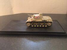 1/72 Panzerkampf 12113PB – Sd.Kfz.141 Panzer III G Model Tank