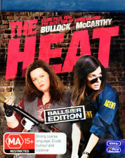 The Heat - Ballsier Edition - Sandra Bullock, Melissa McCarthy - Mint Blu-ray