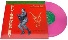 "ELVIS - Y SU CONNJUNTO (CHILE) PINK VINYL 10"" - LTD ED. JAPANESE RE-ISSUE"