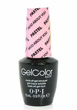 "Opi GelColor Gel Nail Polish GC 106 - Mod About You ""Pastel""  0.5 oz"