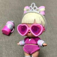 LOL Surprise Doll SUITE PRINCESS BABY 4 UNDERWRAPS Dolls Babe Big SIS TOY GIFTS