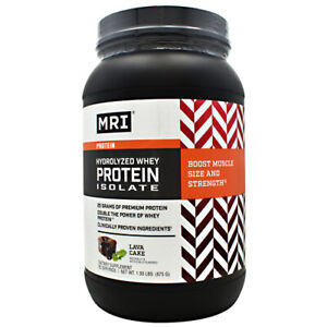 MRI Hydrolyzed Whey Protein Isolate 1.82 lbs LAVA CAKE