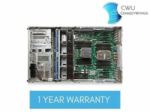 "HP Server ML350 Gen9 16 SFF 2x E5-2609 v3 192GB Ram 3x 3.84TB SATA 2.5"" SSD"