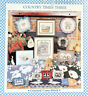 Country Times Three Alma Lynne Designs ALX-60 Counted Cross Stitch Charts New