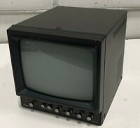 Vintage Panasonic Video CRT Monitor TV WV-5380A Matsushita Screen