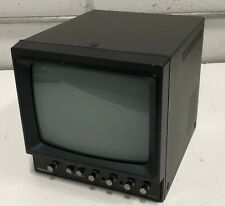 Vintage Panasonic Video CRT Monitor TV WV-5380A Matsushita Screen