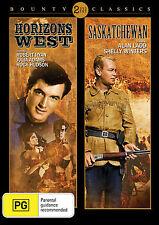 Saskatchewan (1954) / Horizons West (1952) - Double Pack