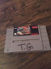 Street Fighter 2 Super Nintendo Snes Game Cart Tested Works SN1