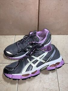 Asics Gel Nimbus (T192N) Athletic Running Hiking Shoes Multi-Color Women Size 9