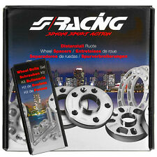 Kit Distanziali + Bulloni Simoni Racing Spessore 16MM OPEL ASTRA 4 FORI