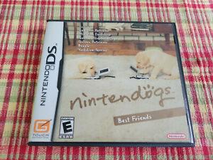 Nintendogs Best Friends - Not for Resale - Authentic - Nintendo DS - Case Only!