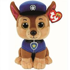 Ty Beanie Babies 41208 Chase the Dog Paw Patrol