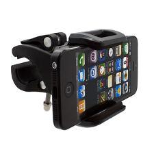 360° Supporto Bicicletta Manubrio supporto MTB Bici Nera Apple iPhone 5/S