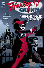 HARLEY QUINN: VENGEANCE UNLIMITED TPB Lieberman DC Comics Collects #26-38 TP