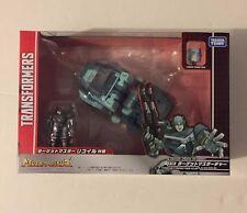 Transformers Takara leyendas LG46 completos con Targetmaster