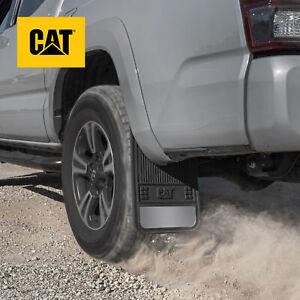 CAT Car Mud Flap Tough Durable Splash Guard Fenders for Front/Rear Universal Fit