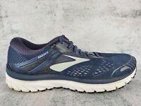 Brooks Adrenaline GTS 18 Men's Running Shoes Size 11 M  Blue Grey