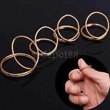 4 Finger Guitar Pick Fingerstyle Thumb Pick Finger Protection Gold