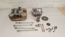 2000 POLARIS TRAIL BOSS 325 COMPLETE CYLINDER HEAD WITH CAMSHAFT, BREATHER  #1
