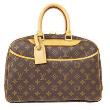 LOUIS VUITTON DEAUVILLE BOWLING BUSINESS HAND BAG VI1010 MONOGRAM M47270 60460