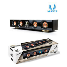 [ROYCHE] MUSES MIDAS S3 2.0CH Hi-Fi Multi Wood Sound Bar USB computer Speaker