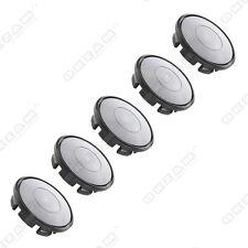 5 universelle roue en alliage aluminium pour les chapeaux de roues Mic-Noir Ø 65-55 mm 3b7601171