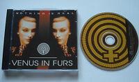 ⭐⭐⭐⭐ VENUS IN FURS  ⭐⭐⭐⭐  NOTHING IS REAL ⭐⭐⭐⭐ 9 Track CD 1997 ⭐⭐⭐⭐ MEGA RAR !⭐⭐