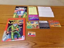 PLANETFALL - APPLE II GAME - 1983 INFOCOM SOFTWARE