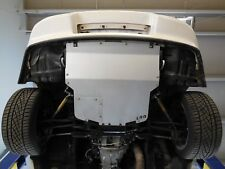 LRB Speed Aluminum Aero Undertray Panel Fits: S13 240SX LHD 89-94 Kouki Only